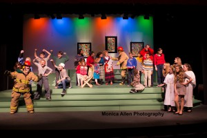 The Best Christmas Pageant Ever (2016)